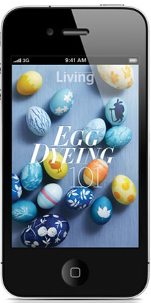 Egg Dyeing App