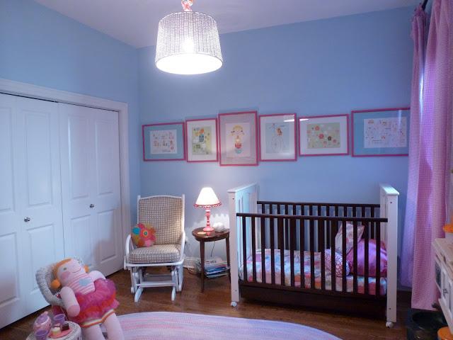 Bohemian nursery