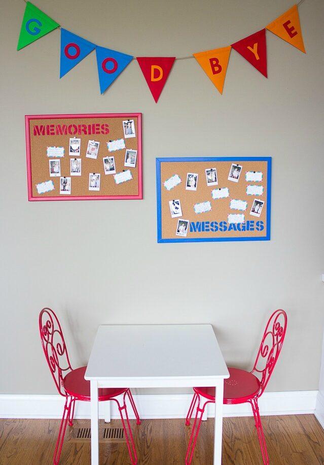 DIY Memory Boards