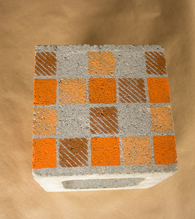 cinder-block