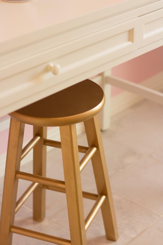 Awe Inspiring Diy Gold Accents Design Improvised Cjindustries Chair Design For Home Cjindustriesco