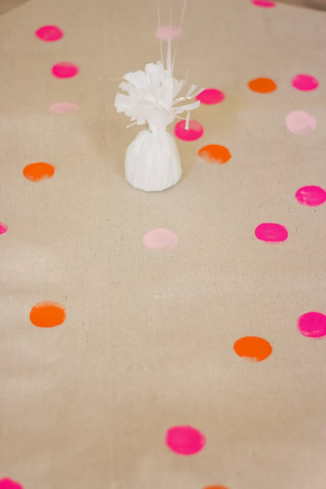 polka-dot-tablecloth