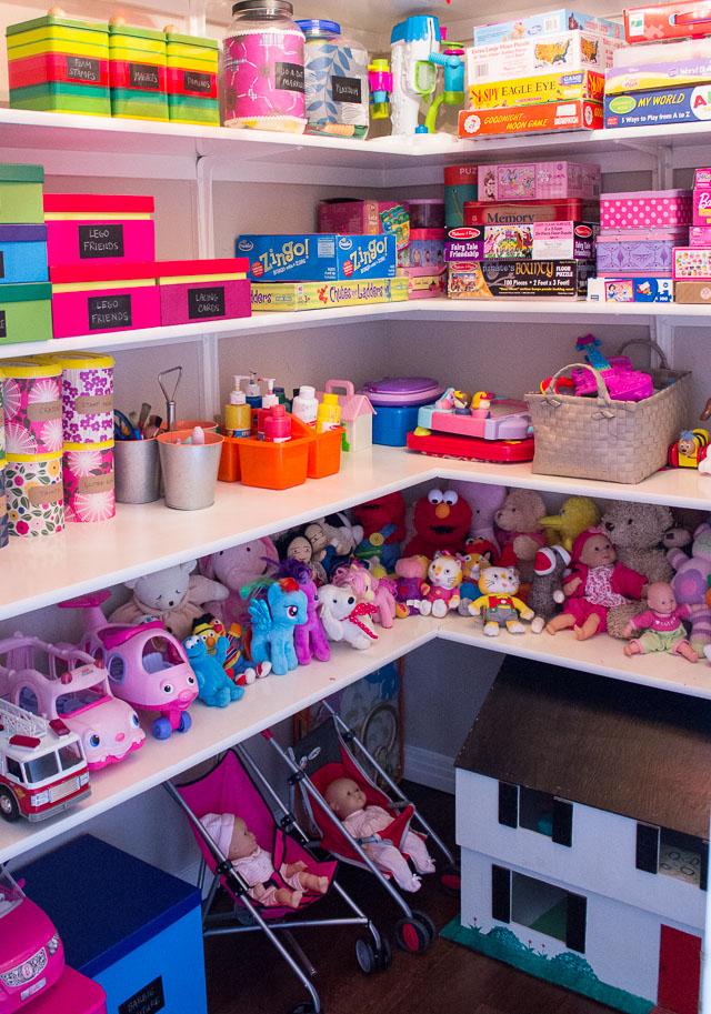 Top 10 Kids Toy Storage Ideas