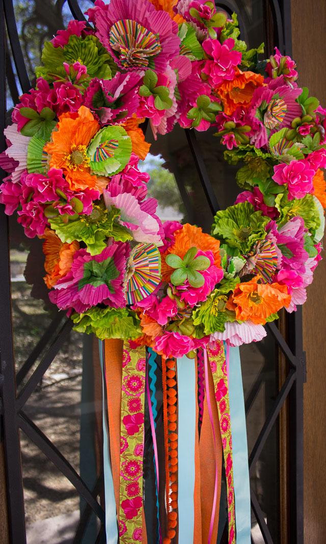 Fiesta Wreath!