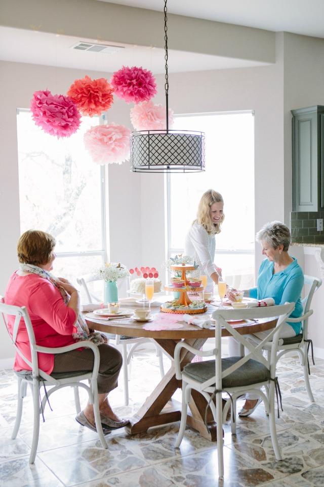 Martha Stewart Mother's Day Brunch