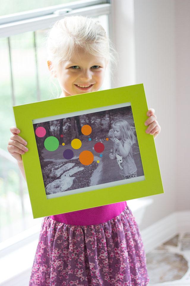Fun Kids Photo Art