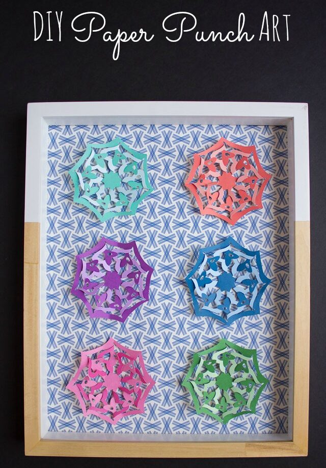 Martha Stewart Paper Punch Art