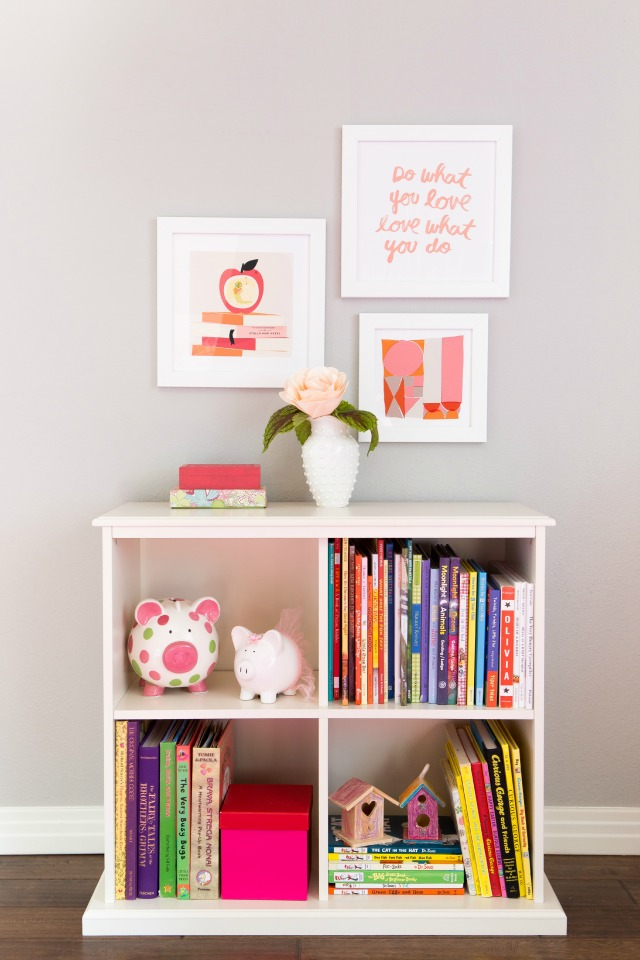 10 simple tips for choosing the perfect art for your child's room! || Design Improvised blog