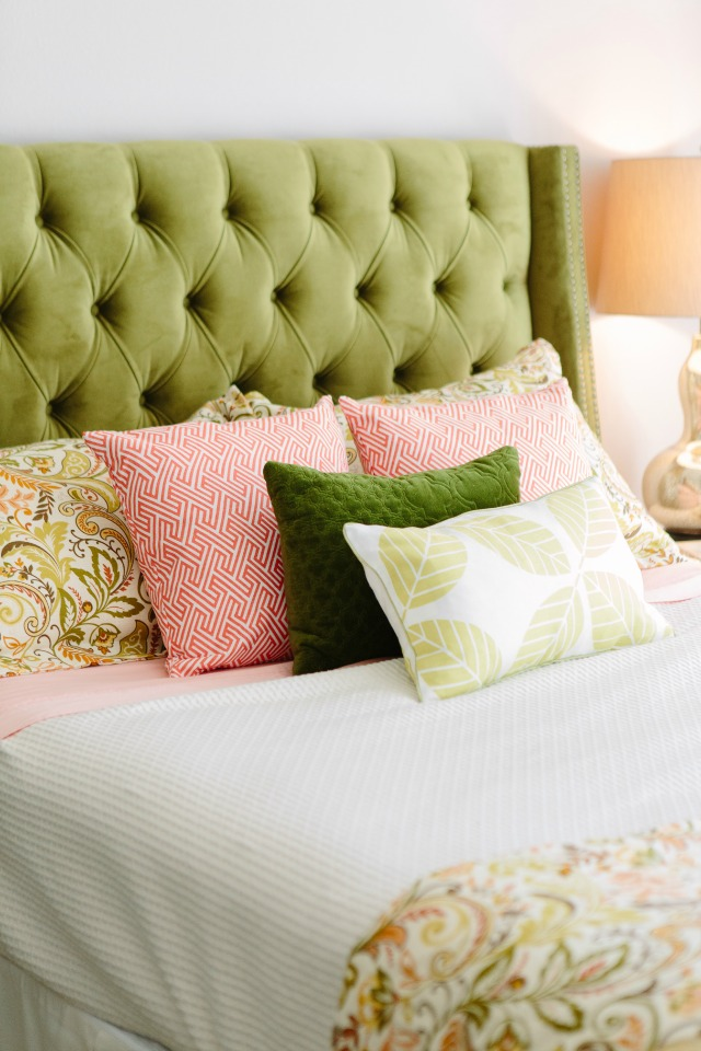 How to create a stylish and inviting guest bedroom http://designimprovised.com