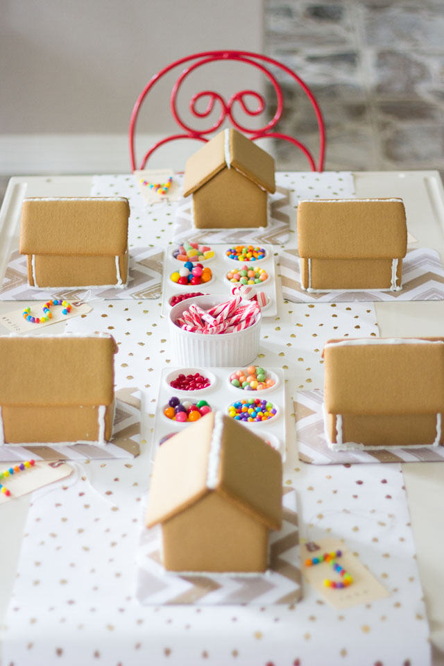 The Gingerbread House Party of Your Dreams!