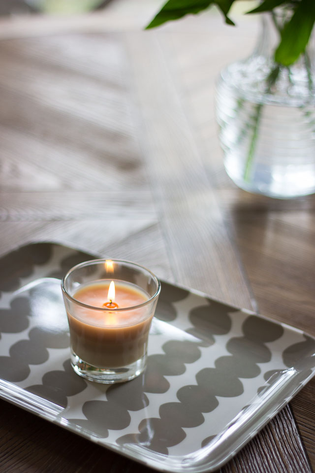 A cozy coffee date || http://www.designimprovised.com #feelglade