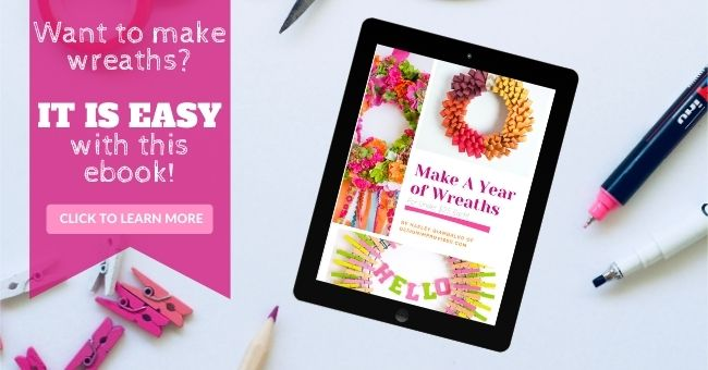 Wreath making ebook