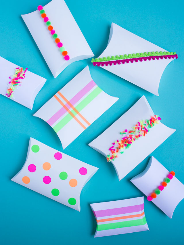 5 easy ways to decorate a gift box
