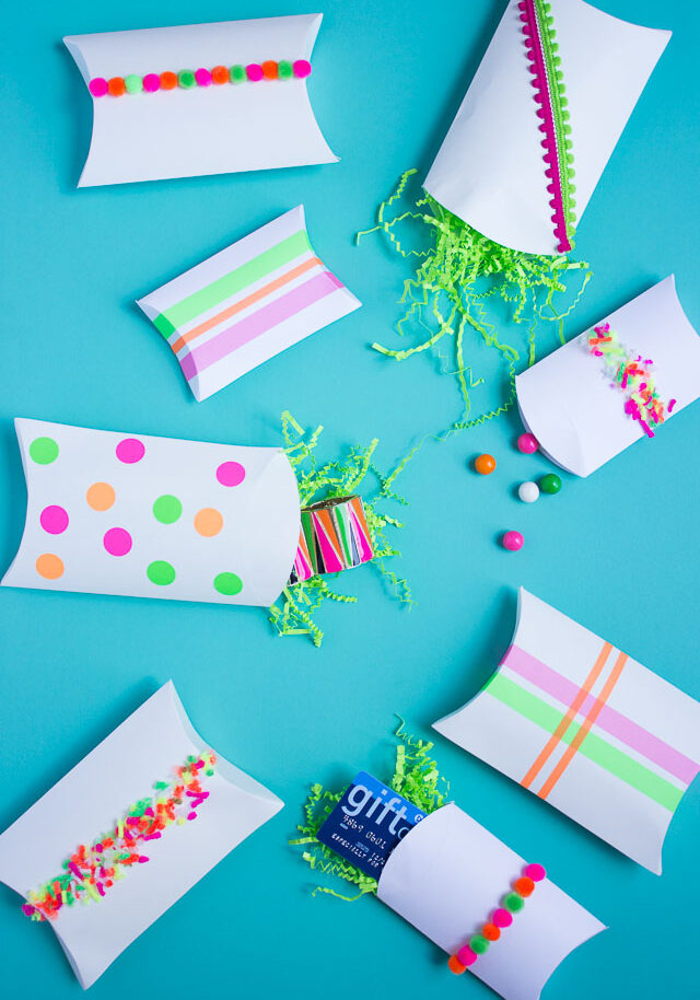 5 Creative Ways to Decorate a Gift Box