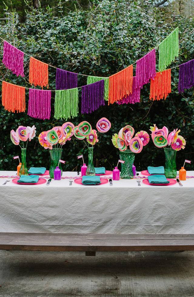 Host a Backyard Fiesta Party This Summer!