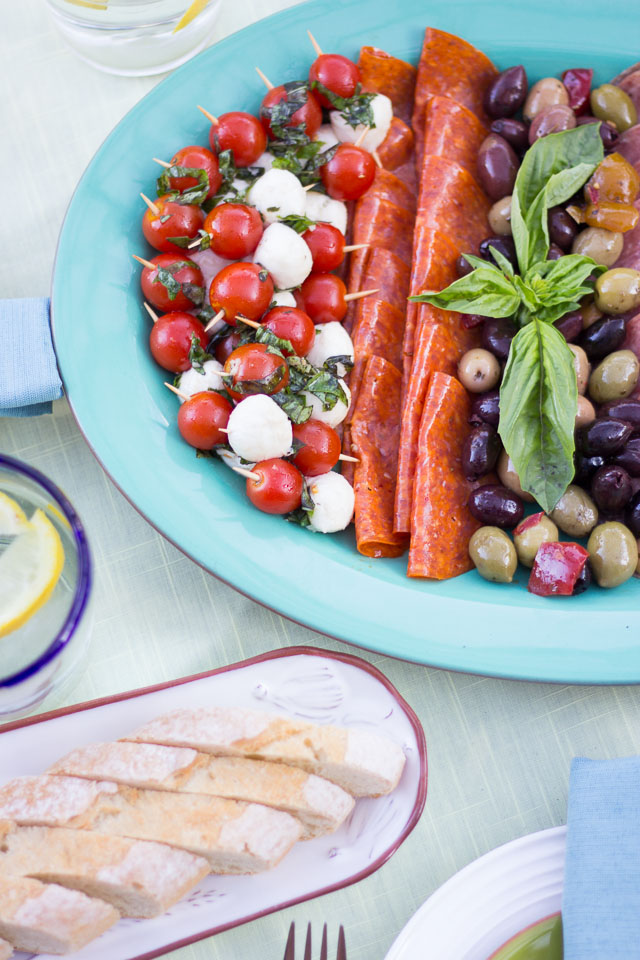 The Antipasto Dinner You'll Want to Eat All Summer!