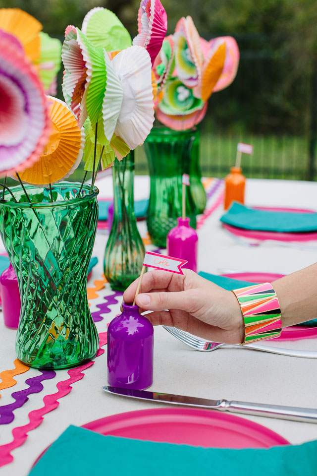 modern fiesta party
