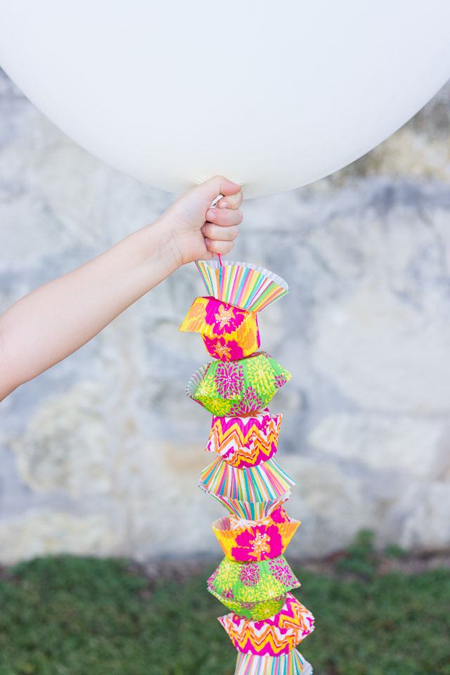 Balloon craft ideas