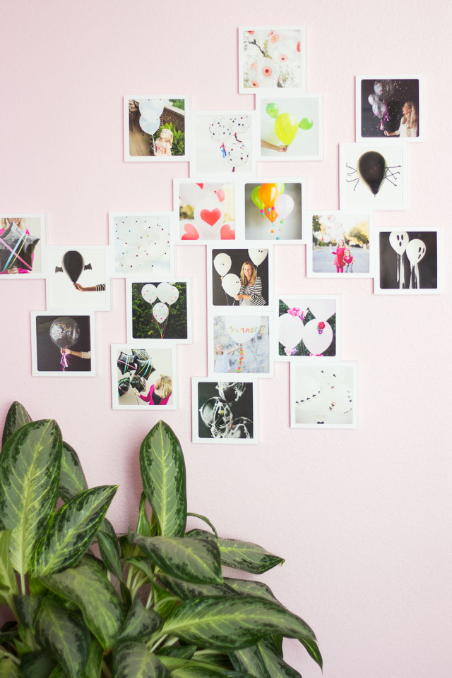 The easiest way to display your photos - no measuring required!