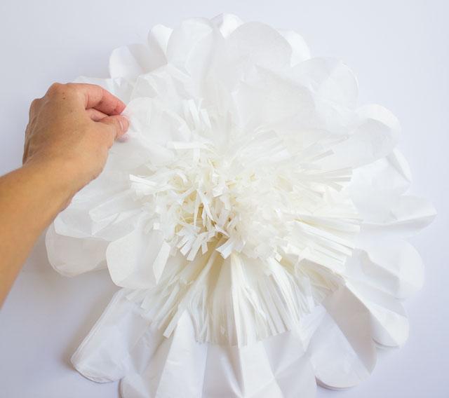 Martha Stewart Flower Pom Poms