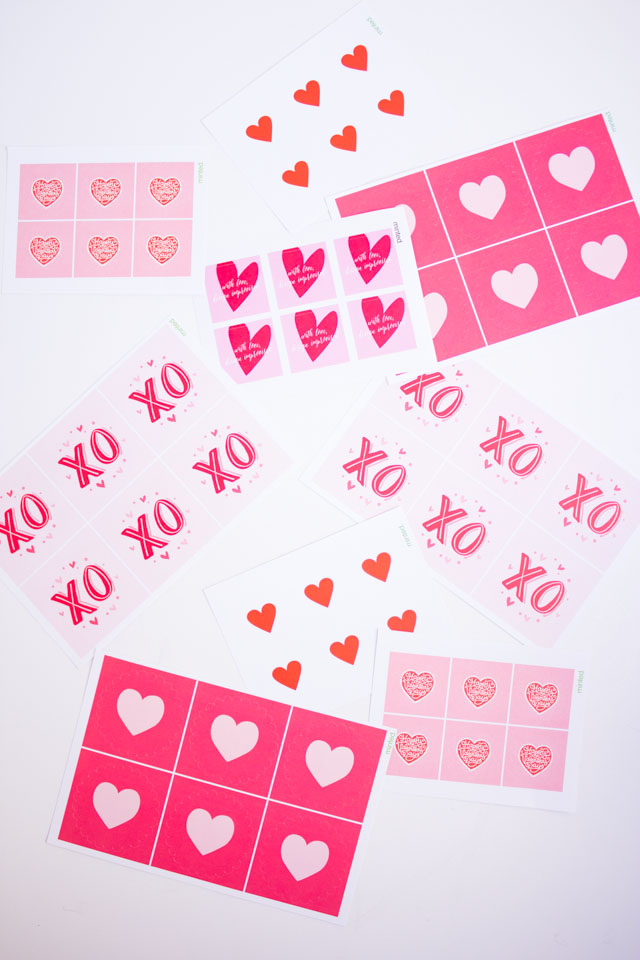 Valentine's Day Stickers from Minted