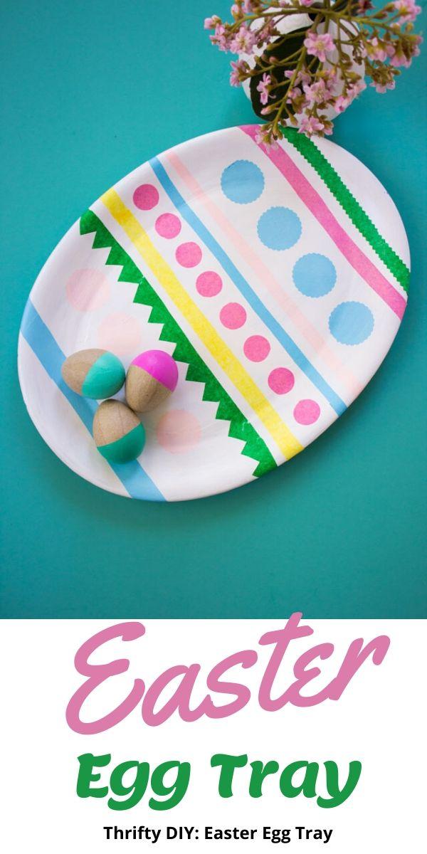 DIY Easter Egg Tray
