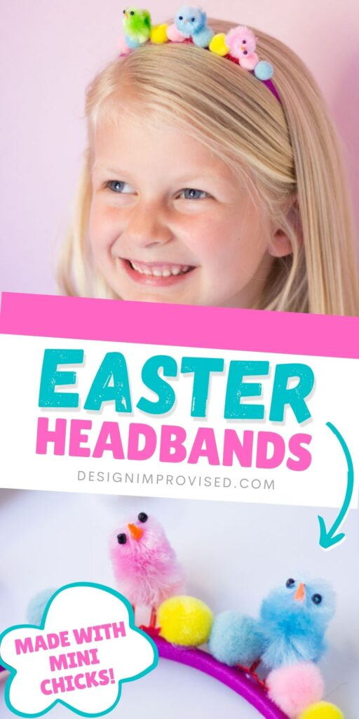 DIY Easter Headbands for Kids