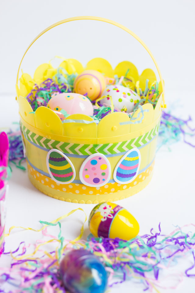 DIY Kids' Easter Baskets!