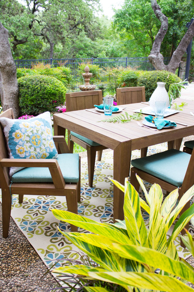 7 Easy Outdoor Patio Decorating Ideas - Design Improvised
