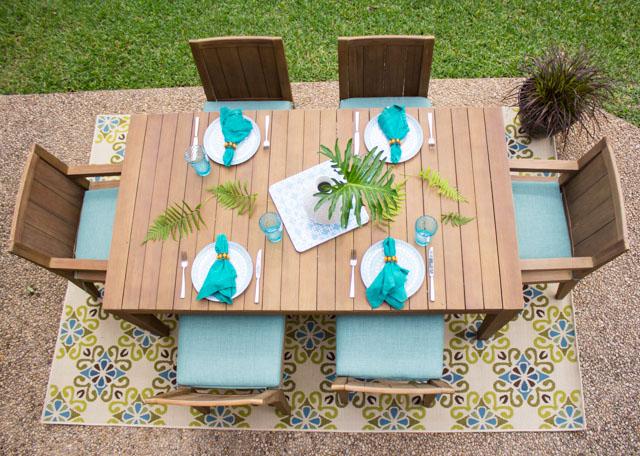 7 easy outdoor patio decorating ideas!