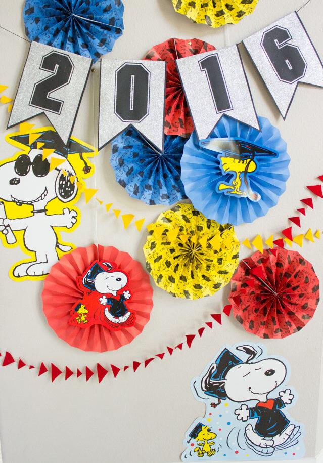 Kindergarten graduation party ideas