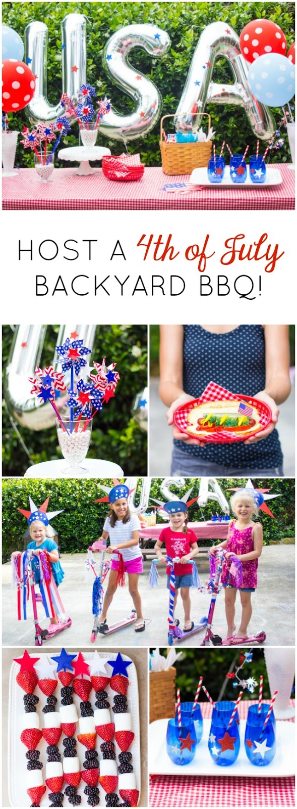 Host a 4th of July Party - 7 Simple Ideas to Try! - Design ...