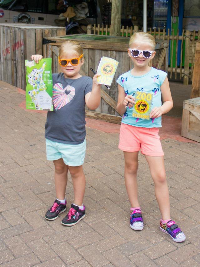 Camp Fun: Zoo Explorers Week