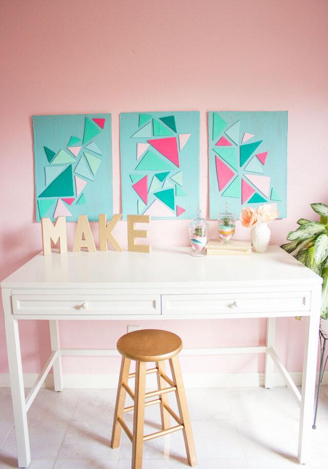 15 Creative and Cool Cardboard Crafts!