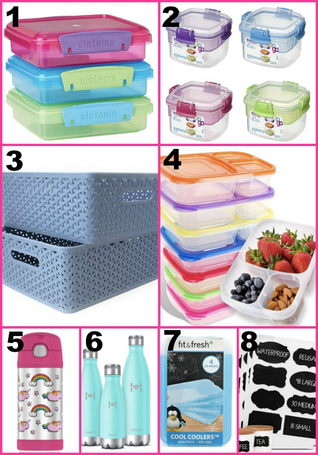 Top 10 school lunch containers
