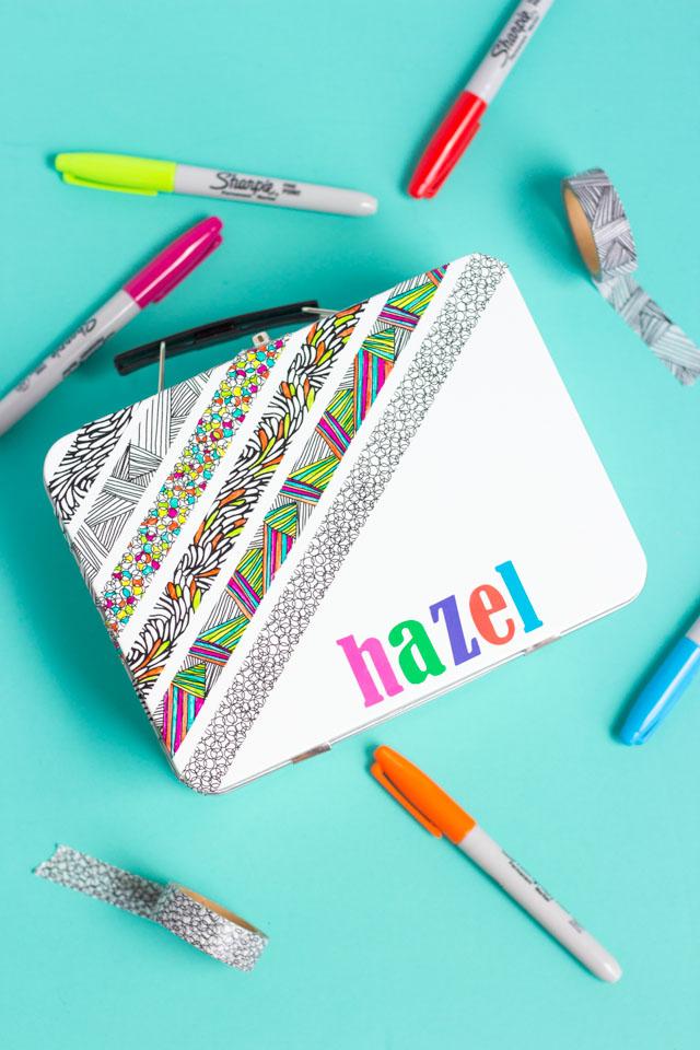 DIY Pencil Box Idea