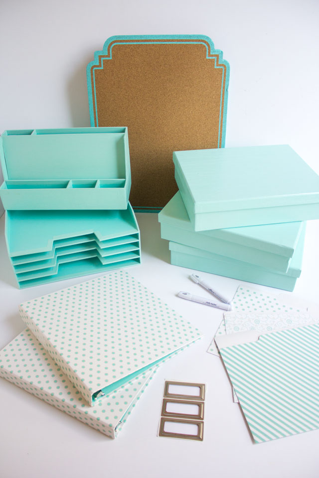 Office by Martha Stewart storage products - get them at Staples!