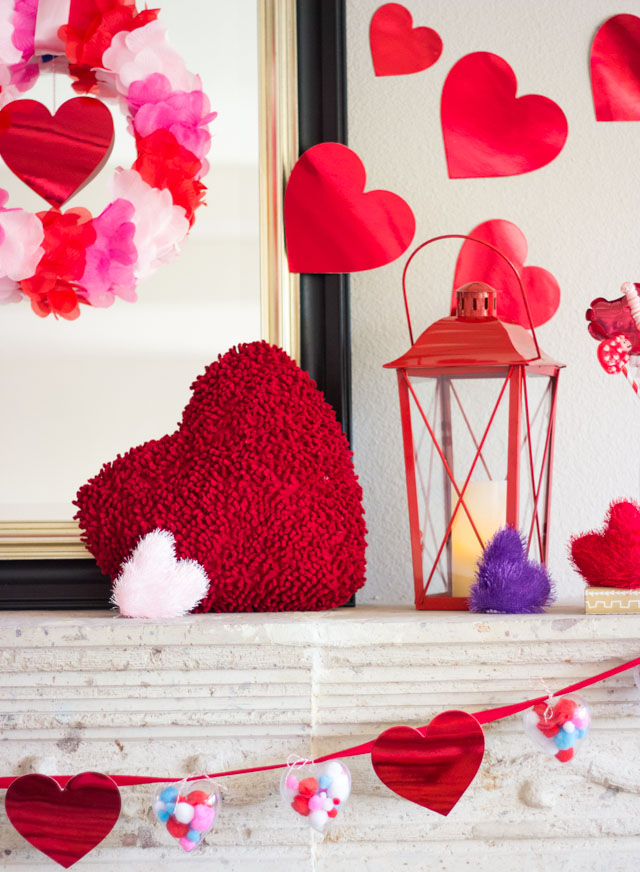 DIY Valentine Decoration Ideas - so cute!