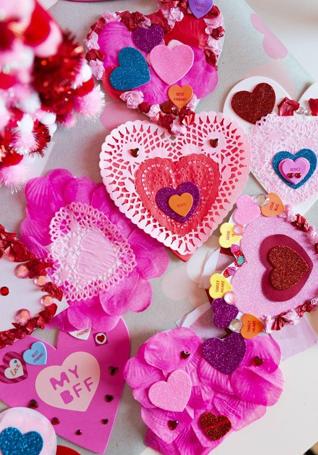 5 Tips for Making Easy Handmade Valentine Cards