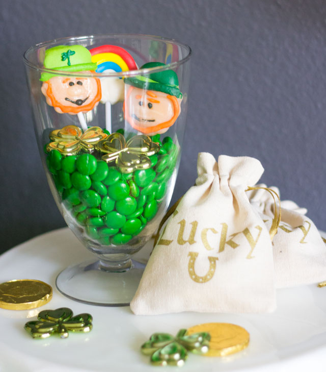 Simple St. Patricks Day craft idea!
