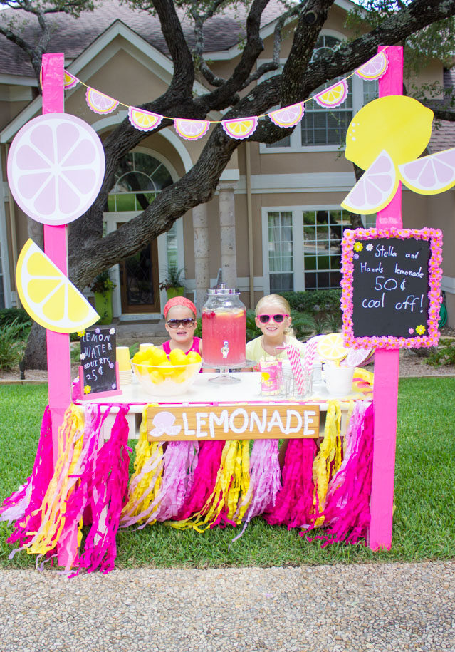 4 Secrets for a Successful Lemonade Stand
