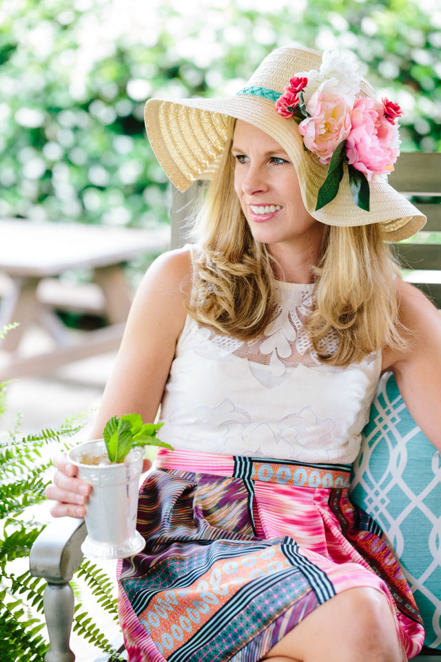 DIY 2020 Kentucky Derby Hat Tutorial