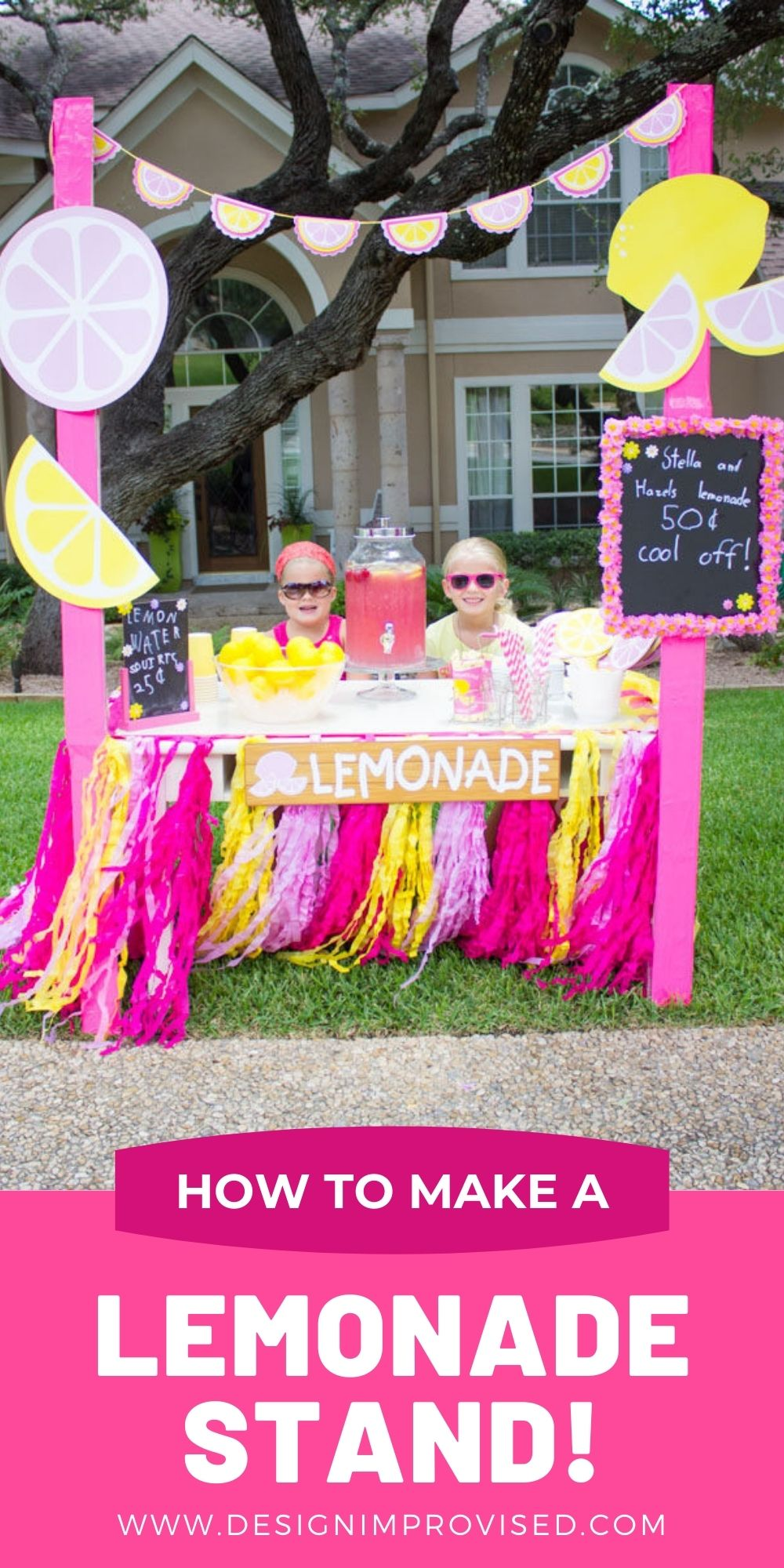 How to have a successful lemonade stand tips and tricks
