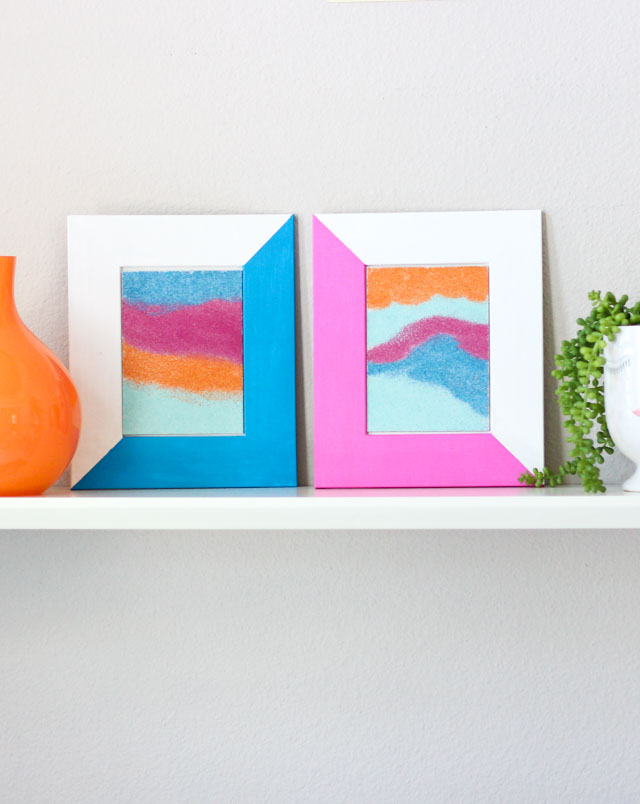 Create frame-worthy sand art with this fun technique!