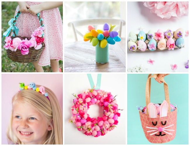 Easy Easter craft ideas from Design Improvised