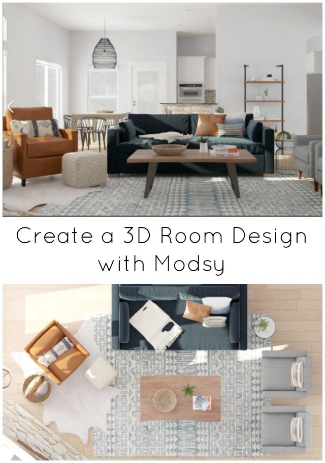 10 Reasons to try Modsy Virtual Room Design!
