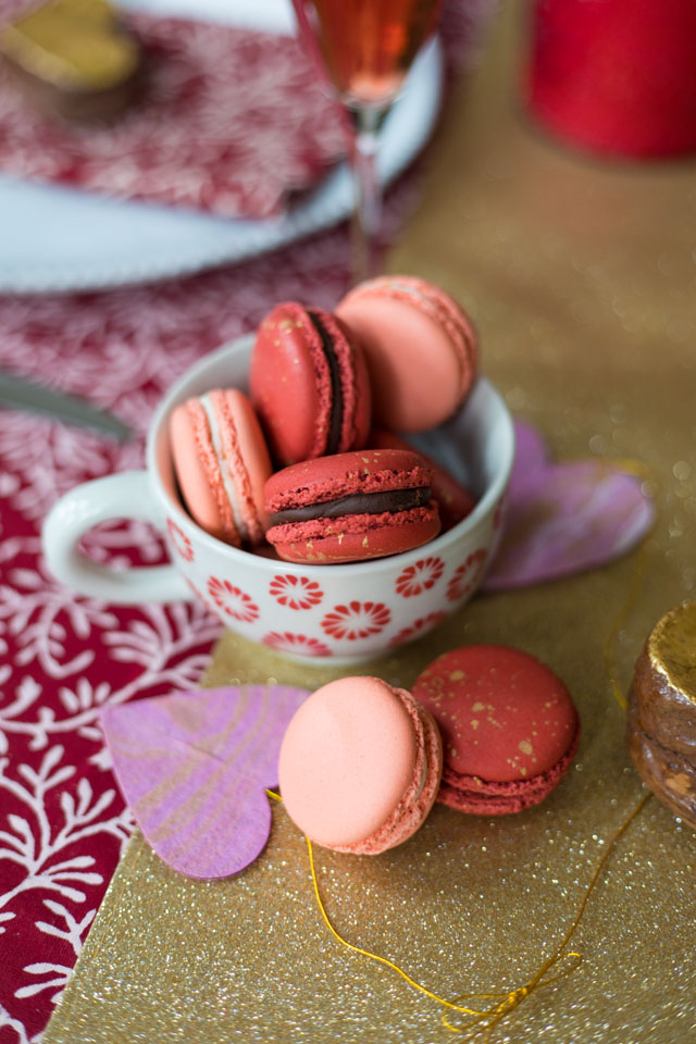 Macarons from Bakery Lorraine #macarons
