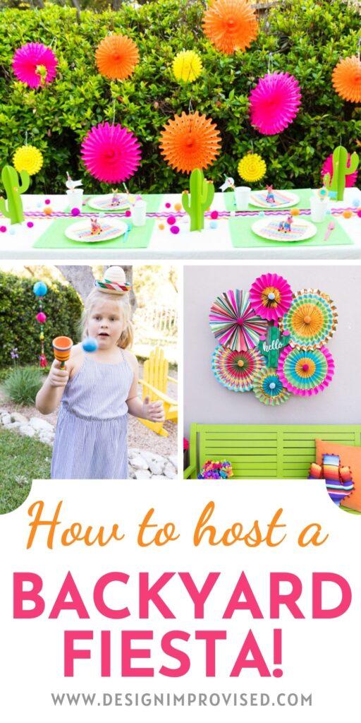Backyard Fiesta Party Ideas
