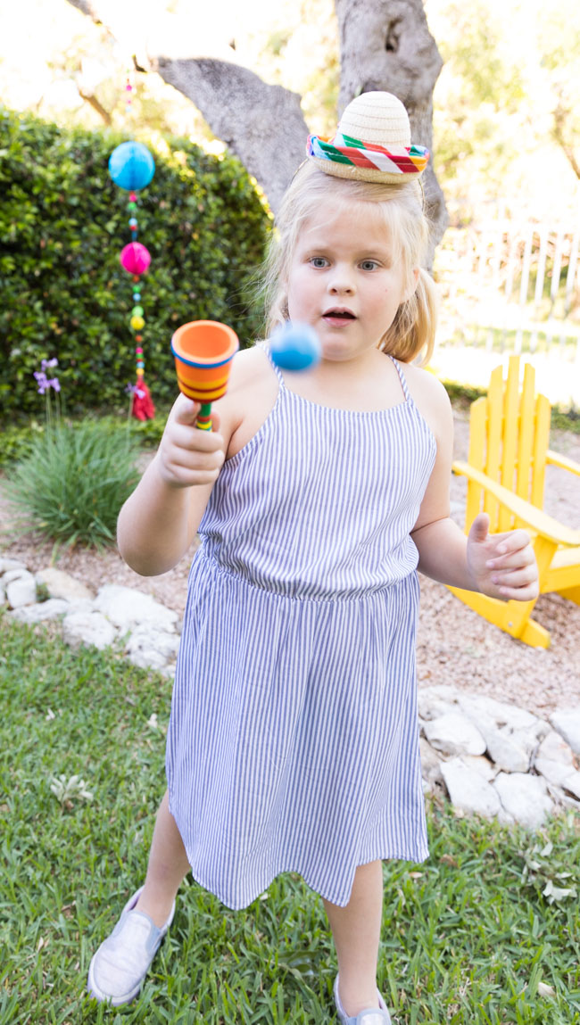Backyard fiesta game ideas