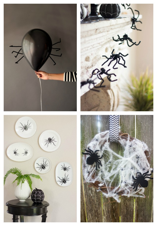 Easy Spider Craft Ideas